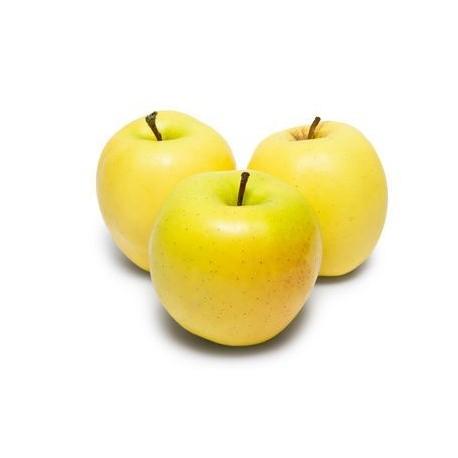 Manzana Golden del Bierzo. Caja de 4Kg