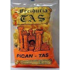Patatas fritas Pican-TAS. 10 Bolsas de 240gr
