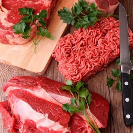Lote carne natural de ternera de el Bierzo. 6Kg aprox