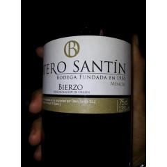 Vino tinto mencía Otero Santín (6 unidades)
