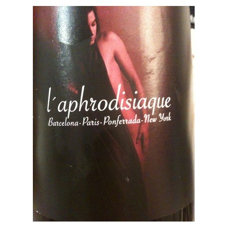 Vino L'aphrodisiaque (6 botellas)