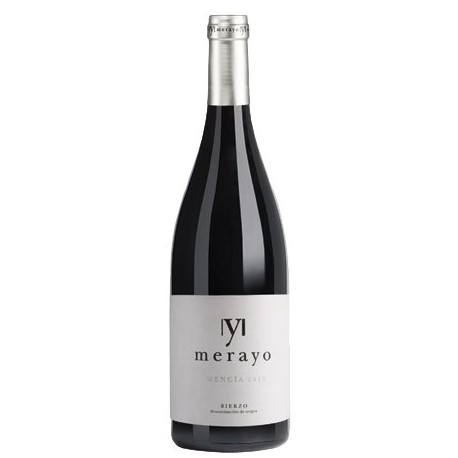 Vino Merayo mencía (caja de 6 botellas)