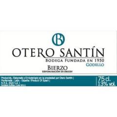 Otero Santín Blanco Godello (Caja 6 botellas)
