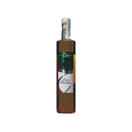 Licor de hierbas artesano TAU 70 cl