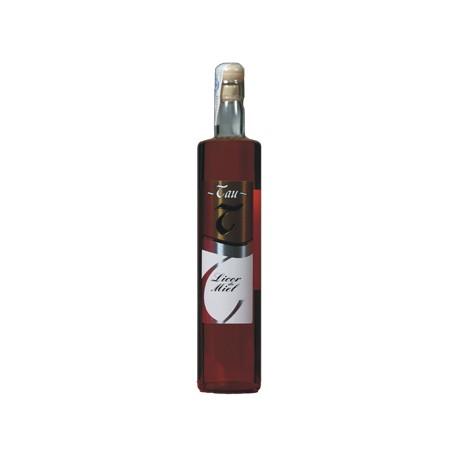 Licor de miel artesano TAU 70 cl