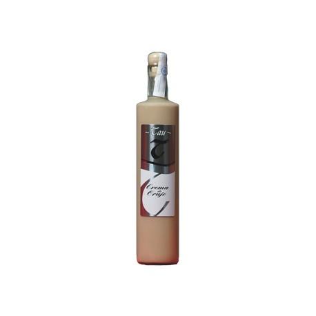Crema de orujo artesano TAU 70 cl