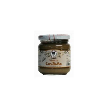 Crema de castañas (peso neto 210 grs)