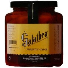 Pimientos asados Galathea 350gr