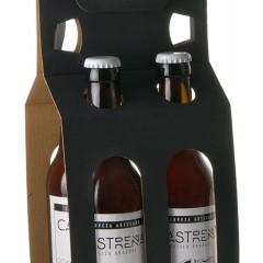 Cerveza Castreña pack 4 unidades