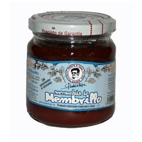 Mermelada de Membrillo (peso neto 222 grs)