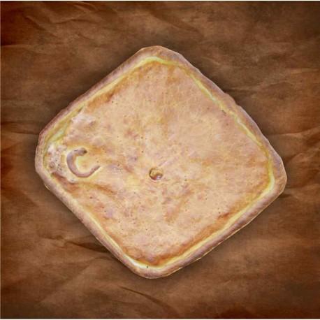 Empanada de chichos (picadillo)