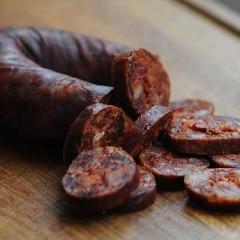 Chorizo mezcla vaca y cerdo 80/20 de Cárnicas Julio