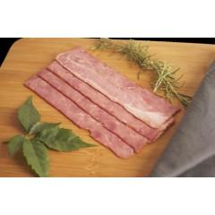 Bacon vacuno Halal en tacos de 500 grs aprox.