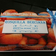 Rosquilla berciana