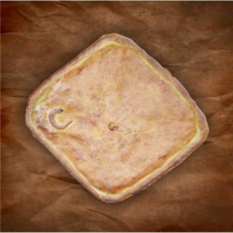 Empanada Carne con Acelgas