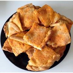 Empanada precocida berciana o Carne + acelga o Atún 1 kg-Elige la opción que quieras