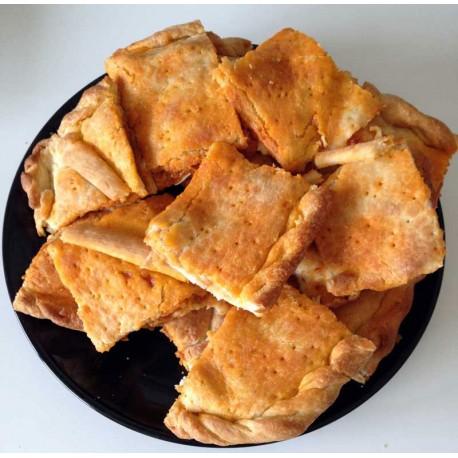 Empanada precocida berciana 1Kg