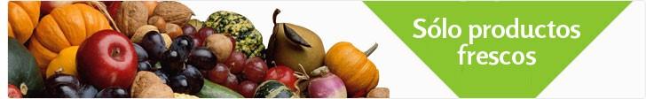 Fruta y verdura